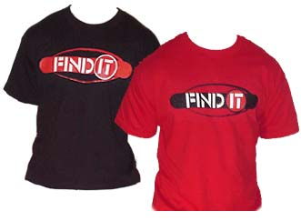 FINDIT® T-Shirts